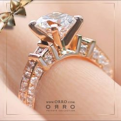 [ORRO Jewellery] Mystery awaits this Christmas…Dreams do come true - and at ORRO it always does!