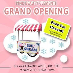 [Pink Beauty] Pink Beauty has arrived at Clementi!
