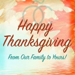 [OCEANE] Happy Thanksgiving!