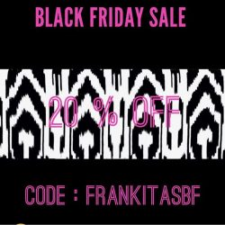 [Frankitas] It's Black Friday SALE!