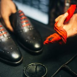 [STRAITS ESTABLISHMENT] Stay rakish in November with our Shoe Shine Weekend!