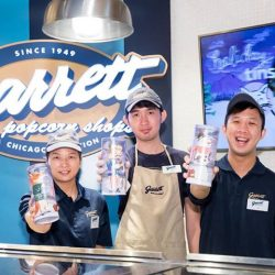 [Garrett Popcorn Shops] Nothing says you care like Handcrafted Happiness that comes in a Tin - Garrett Popcorn!
