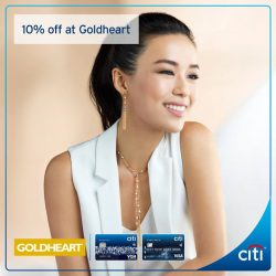 [Citibank ATM] The festive season is just around the corner, gift the ones you love!