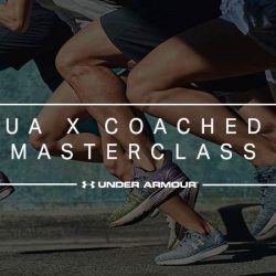 [Under Armour Singapore] Prepare for the final lap of the Standard Chartered Singapore Marathon with us in a series of MasterClasses at the
