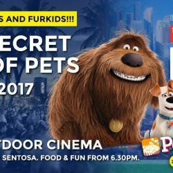 [Pet Lovers Centre Singapore] Have you been thinking of bringing your pet with you to watch a movie together?