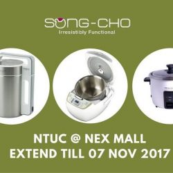 [Song-Cho] EXTENDED till 07 Nov!