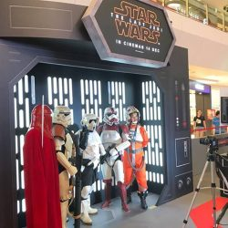 [Changi City Point] Immerse yourself in our Galactic Arena!