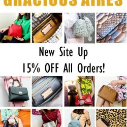 [Gracious Aires] Our shiny brand new e-commerce website is now live!