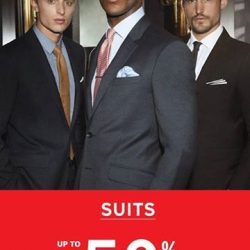 [T. M. Lewin] We'll help you find a sharp suit that will take you to the top.