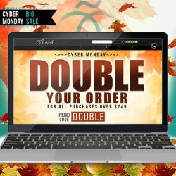 [OCEANE] Cyber Monday brings cyber savings!