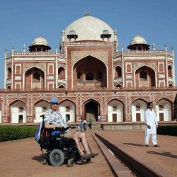 [Disabled People's Association] In keeping with the theme of accessible travel, here's an article on the challenges persons with disabilities face when