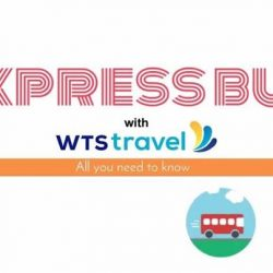 [WTS TRAVEL] Experience hassle-free coach services at the best prices fr.