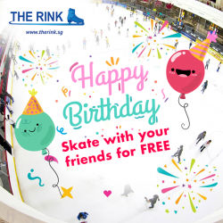 [THE RINK] Happy Birthday to all November babies!
