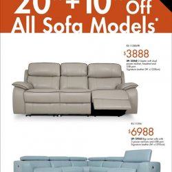 [Sofa Outlet] Hurry now!