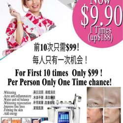 [THE BEST BEAUTY CENTRE] Stand a chance to win away 125 Christmas Gift eVouchers!