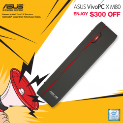 [ASUS] Attractive shopping deals only at CEF2017!