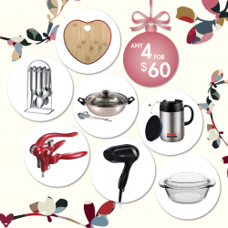 [Metro] Furnish your home with Christmas bundles from our Home & Lifestyle department!