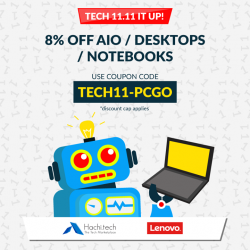 [Lenovo] Techies, we got a deal that is sure to win you over!