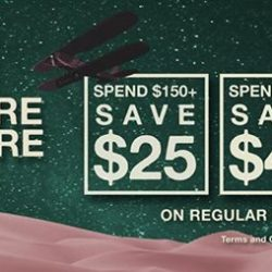 [Crumpler] Spend more and save more this Christmas!