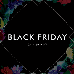 [Mt. Sapola] With savings of up to 50%, Black Friday is one more reason to look forward to the weekend.