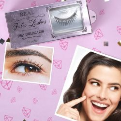 [BENEFIT] Be the center of attention with a little extension… NEW REAL False Lashes are the real deal.