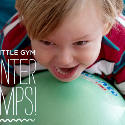 [The Little Gym] Winter Camp Schedules are out!