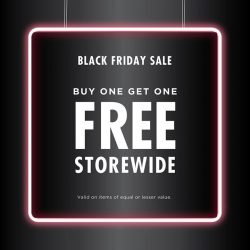 [Gripz] Head down to American Eagle Outfitters Black FriYAY sale at B1-06 for BUY 1 GET 1 FREE STORE WIDE!