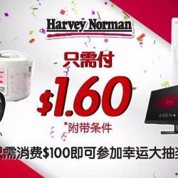 [Harvey Norman] Come one come all this weekend, 4 & 5 November 2017, to HarveyNormanSG Millenia Walk Flagship Superstore to celebrate our 16th