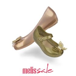 [Melissa] MELISSALE | No better bonding activity than shoe-shopping.