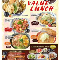[Tampopo Grand] Last chance to try our Super Value Lunch!