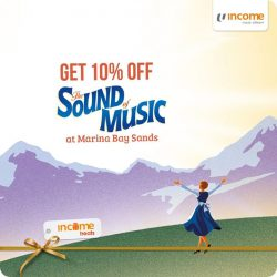 [NTUC Income Insurance] An evening watching the world's best loved musical – these are a few of our favourite things!