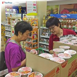 [NTUC FairPrice] Need help finding an item in our Bukit Merah Central outlet?