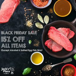 [Jack's Place] It's the season of gathering and the best time to whip up a delicious meal for your loved ones.
