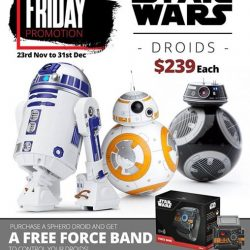 [PLAYe] Sphero Black Friday Promotion!