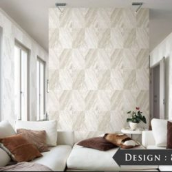 [The Wall Story] White marbles are always good for a clean and elegant space.