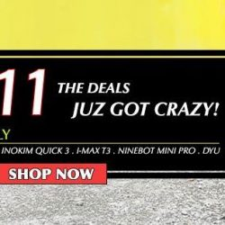 [Falcon PEV] Because it is Singles' Day, our deals just got crazy!