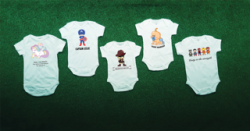 [JOY LUCK CLUB MATERNITY & BABY] Customised your own Baby Romper is now available at Joy Luck Club!