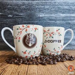 [J.Co Donuts & Coffee] Our Coffee Tree Mug is only $14.