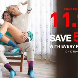 [Happy Socks] 11/11 SALE finally starts today!