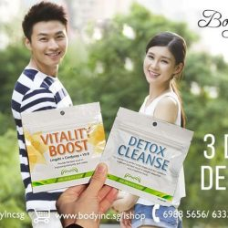 [Body Inc. Integrated Medicine] Indulge in a 3-Day Detox this weekend for just $38!