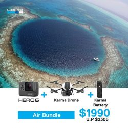 [Outdoor Sports Travel] Sitex only GoPro bundles not to be missed!
