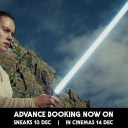 [Cathay Cineplexes] The saga continues on 14 Dec.