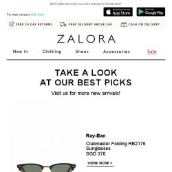 [Zalora] Hi, let us speed up the search!