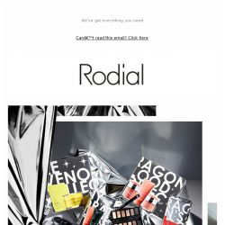 [RODIAL] Looking for Gifting Inspiration?