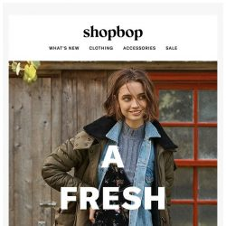 [Shopbop] Coats that can handle the winter chill