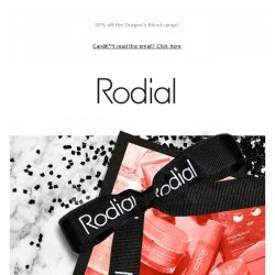 [RODIAL] The Offer You've Been Waiting For...