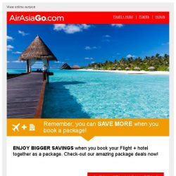 [AirAsiaGo] Planning a trip to Kota Kinabalu? Let us help you.