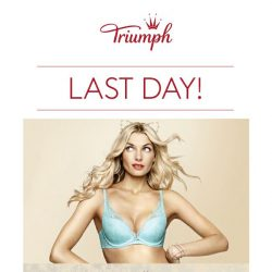 [Triumph] ⏰LAST DAY 12.12 SALE! What Are You Still Waiting For?