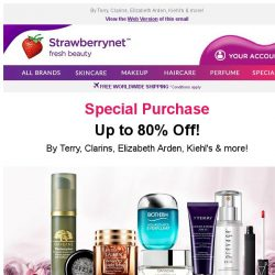 [StrawberryNet] The Creme of the Crop  Special Purchase Up to 80% Off!