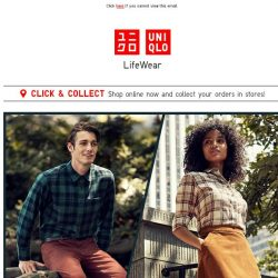 [UNIQLO Singapore] Perfect for your style